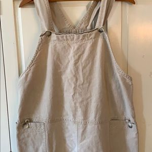 Garnet Hill overalls